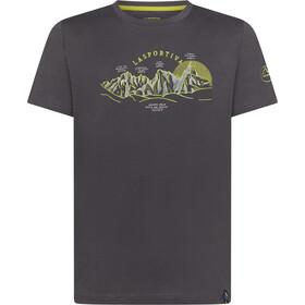 La Sportiva View Camiseta Hombre, gris